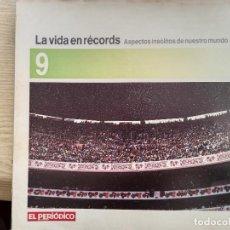 Coleccionismo de Revistas y Periódicos: LA VIDA EN RECORDS - N 9 - AÑOS 80 - SUPLEMENTO. Lote 270187663