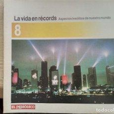 Coleccionismo de Revistas y Periódicos: LA VIDA EN RECORDS - N 8 - AÑOS 80 - SUPLEMENTO. Lote 270187668
