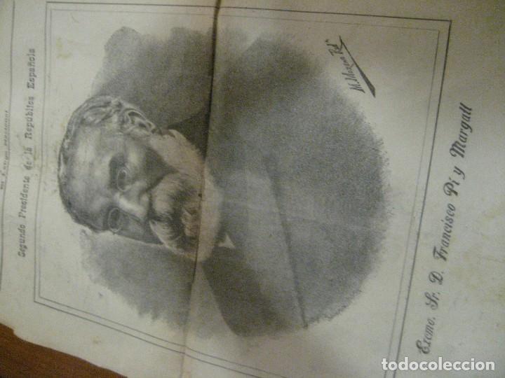 Coleccionismo de Revistas y Periódicos: periodico el latigo nacional . nº 16 año 1894 semanario republicano . presidentes republica - Foto 8 - 270394688