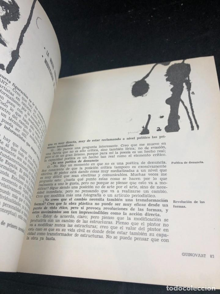 Coleccionismo de Revistas y Periódicos: REVISTA TROPOS. CREACIÓN ARTE Y CULTURA. 7/8. PROCESO DE CREACIÓN Y PROBLEMAS ACTUALES DE LA PINTURA - Foto 10 - 270523118