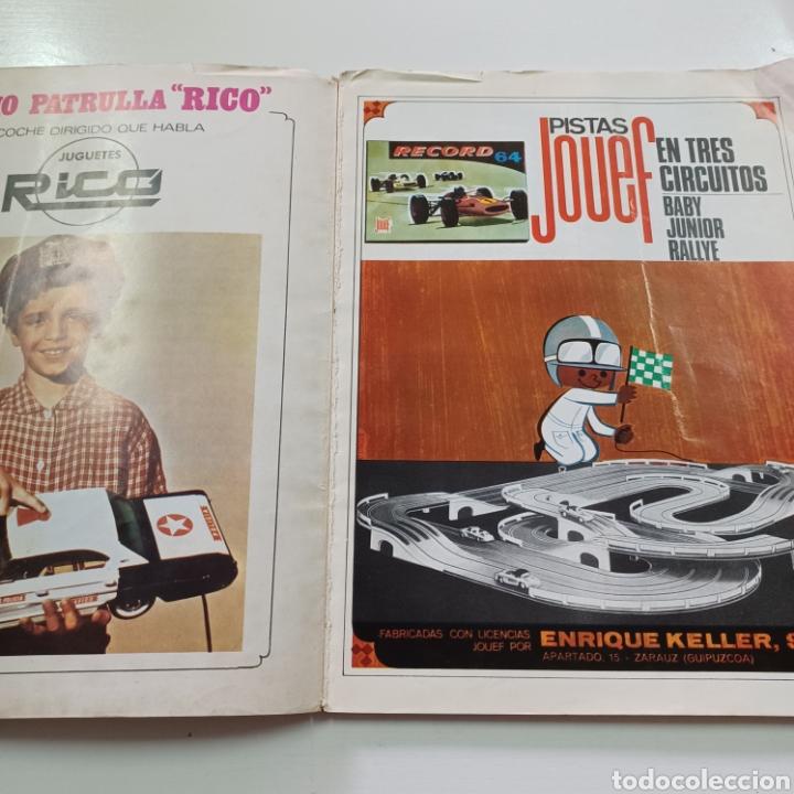 Coleccionismo de Revistas y Periódicos: EL JUGUETE EN EL MUNDO DE LOS NIÑOS N° 7 VERANO DEL 68 - Foto 2 - 270536718