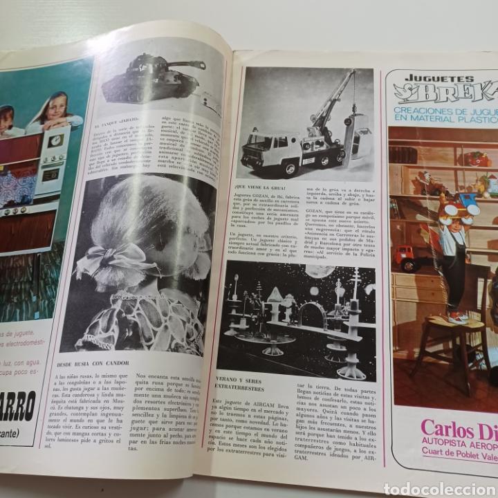 Coleccionismo de Revistas y Periódicos: EL JUGUETE EN EL MUNDO DE LOS NIÑOS N° 7 VERANO DEL 68 - Foto 4 - 270536718
