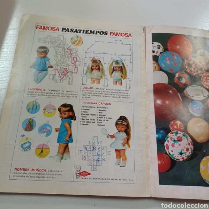 Coleccionismo de Revistas y Periódicos: EL JUGUETE EN EL MUNDO DE LOS NIÑOS N° 7 VERANO DEL 68 - Foto 7 - 270536718