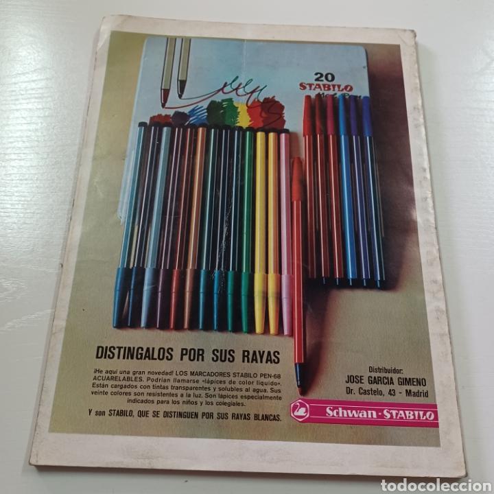 Coleccionismo de Revistas y Periódicos: EL JUGUETE EN EL MUNDO DE LOS NIÑOS N° 7 VERANO DEL 68 - Foto 8 - 270536718