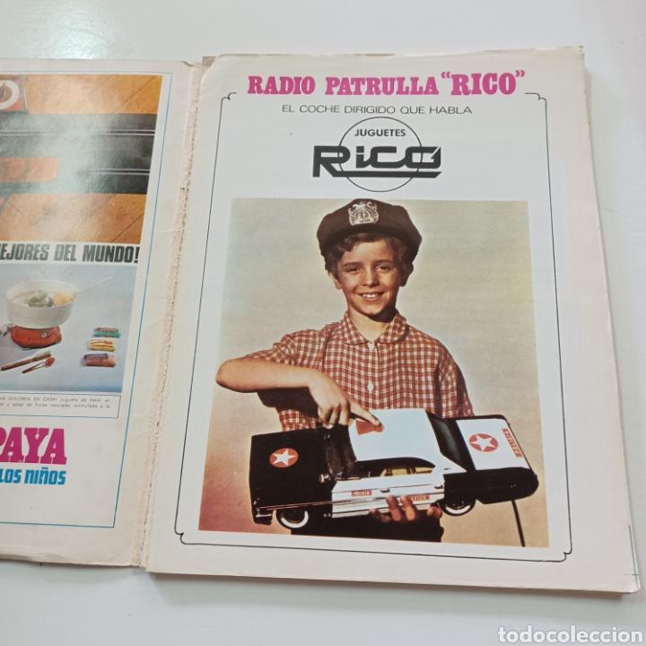 Coleccionismo de Revistas y Periódicos: EL JUGUETE Y EL MUNDO DE LOS NIÑOS N° 5 MAYO DEL 68 - Foto 2 - 270537743