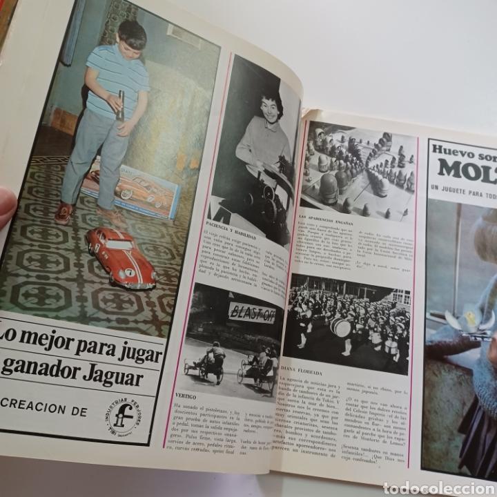 Coleccionismo de Revistas y Periódicos: EL JUGUETE Y EL MUNDO DE LOS NIÑOS N° 5 MAYO DEL 68 - Foto 4 - 270537743