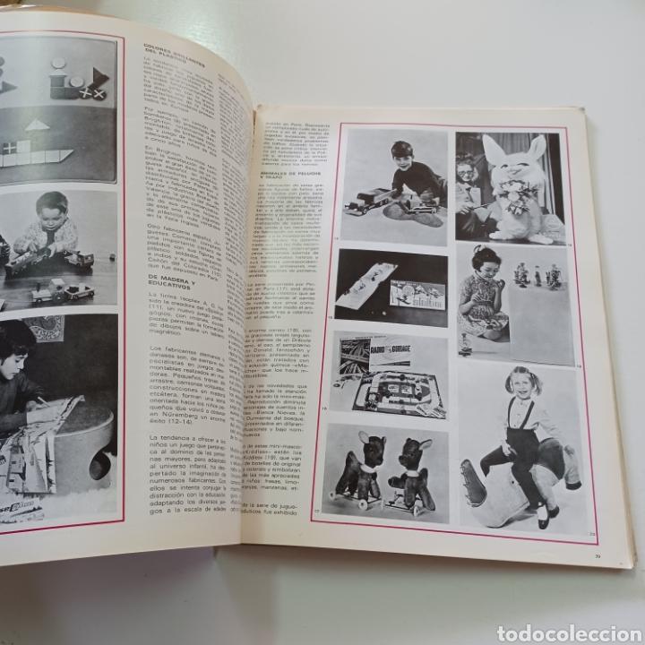 Coleccionismo de Revistas y Periódicos: EL JUGUETE Y EL MUNDO DE LOS NIÑOS N° 5 MAYO DEL 68 - Foto 6 - 270537743