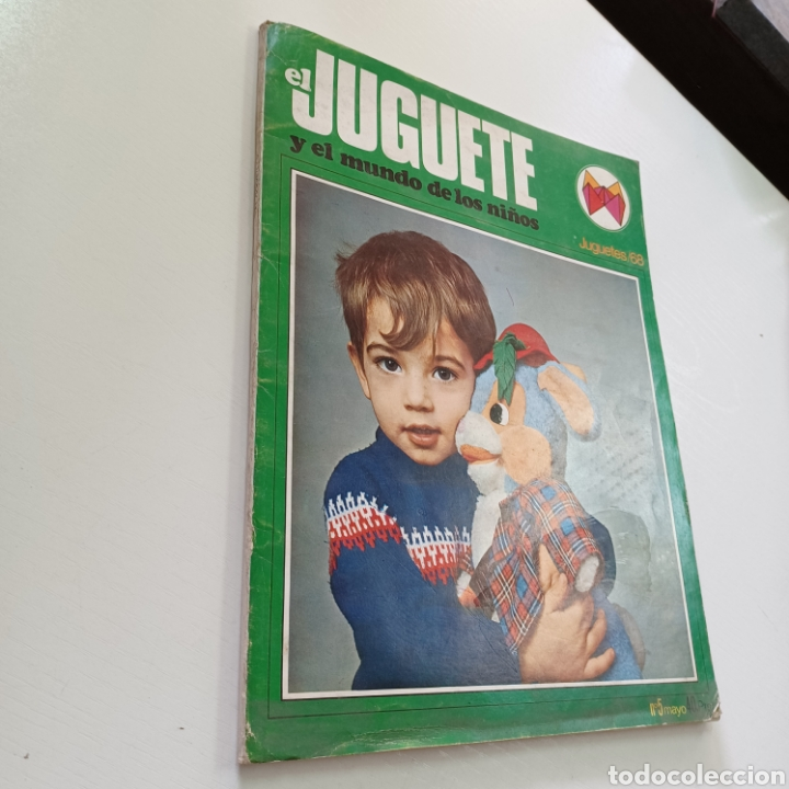 Coleccionismo de Revistas y Periódicos: EL JUGUETE Y EL MUNDO DE LOS NIÑOS N° 5 MAYO DEL 68 - Foto 8 - 270537743