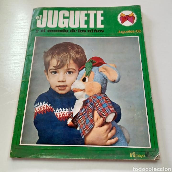 Coleccionismo de Revistas y Periódicos: EL JUGUETE Y EL MUNDO DE LOS NIÑOS N° 5 MAYO DEL 68 - Foto 9 - 270537743
