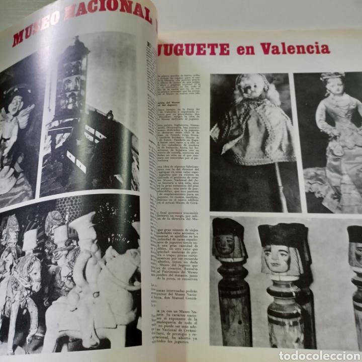 Coleccionismo de Revistas y Periódicos: EL JUGUETE EN EL MUNDO DE LOS NIÑOS N° 6 JUNIO 1968 - Foto 5 - 270541048