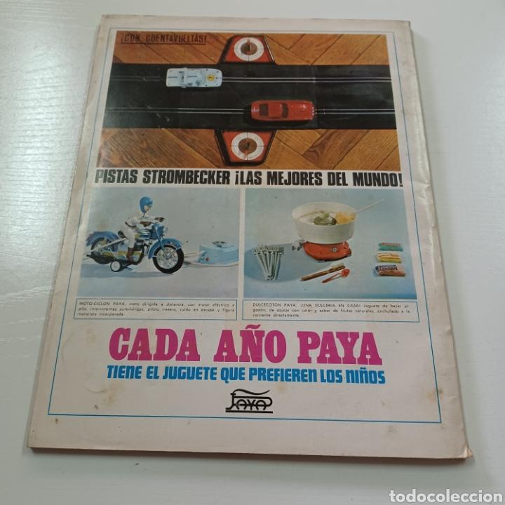 Coleccionismo de Revistas y Periódicos: EL JUGUETE EN EL MUNDO DE LOS NIÑOS N° 6 JUNIO 1968 - Foto 8 - 270541048