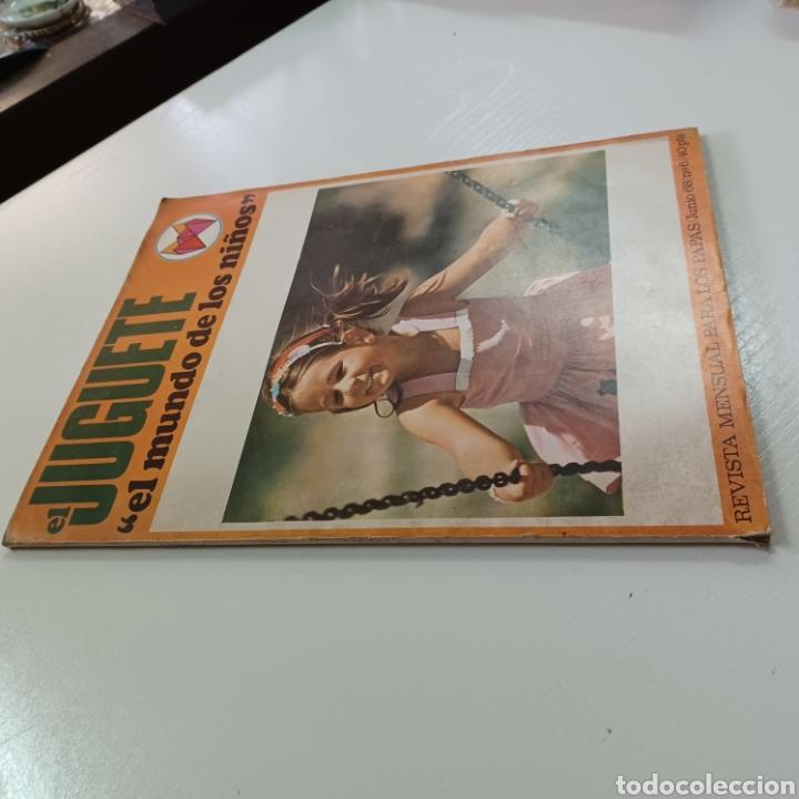 Coleccionismo de Revistas y Periódicos: EL JUGUETE EN EL MUNDO DE LOS NIÑOS N° 6 JUNIO 1968 - Foto 9 - 270541048