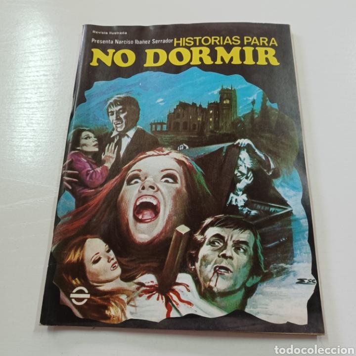 HISTORIAS PARA NO DORMIR - NARCISO IBAÑEZ SERRADOR VOL. VII N° 5 MAYO 1973 (Coleccionismo - Revistas y Periódicos Modernos (a partir de 1.940) - Otros)