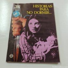Coleccionismo de Revistas y Periódicos: HISTORIAS PARA NO DORMIR - NARCOSO IBAÑEZ SERRADOR VOL. VIII N° 1 ENERO FEBRERO 1974. Lote 270543398