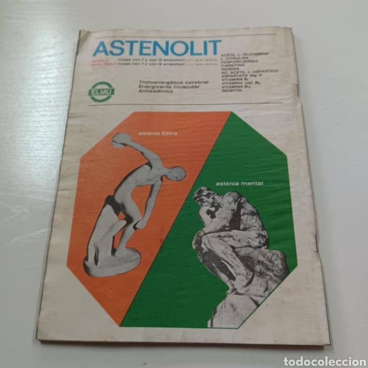 Coleccionismo de Revistas y Periódicos: HISTORIAS PARA NO DORMIR - NARCISO IBAÑEZ SERRADOR VOL. VIII N° 4 JULIO AGOSTO 1974 - Foto 3 - 270544658