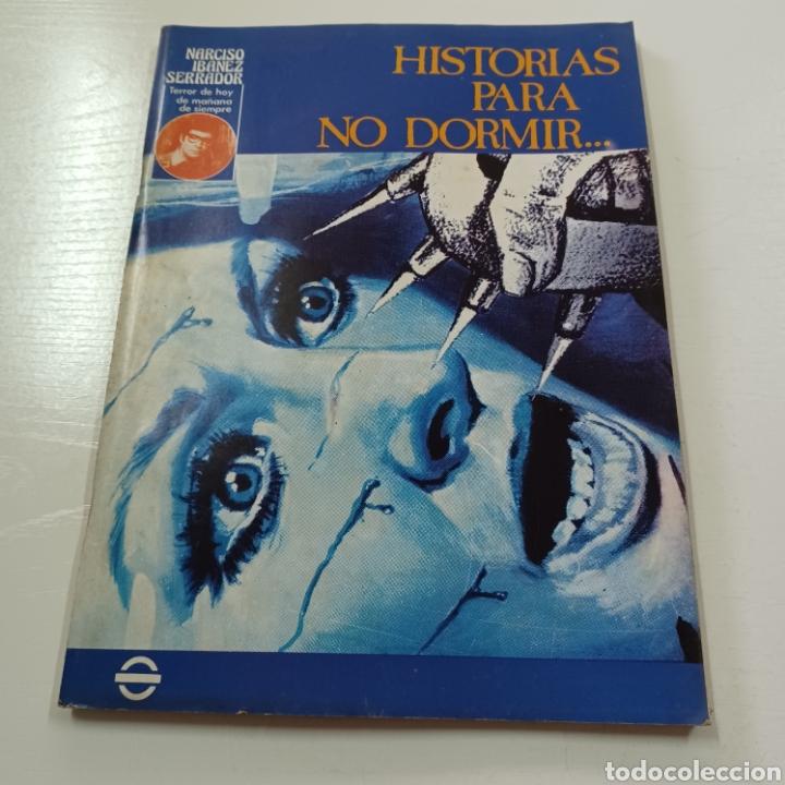 Coleccionismo de Revistas y Periódicos: HISTORIAS PARA NO DORMIR- NARCISO IBAÑEZ SERRADOR VOL. VIII N° 2 MARZO ABRIL 1974 - Foto 4 - 270545218