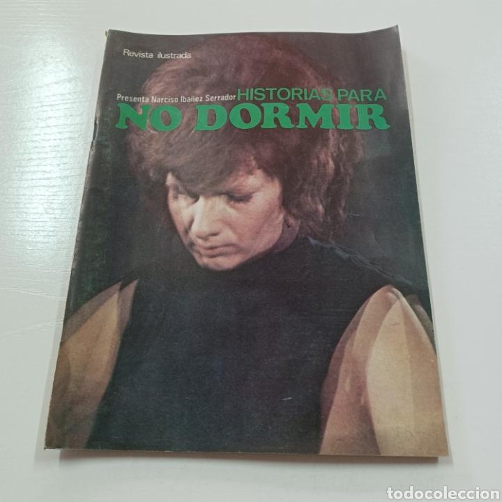 Coleccionismo de Revistas y Periódicos: HISTORIAS PARA NO DORMIR - NARCISO IBAÑEZ SERRADOR VOL. VII N° 4 ABRIL 1973 - Foto 4 - 270545578