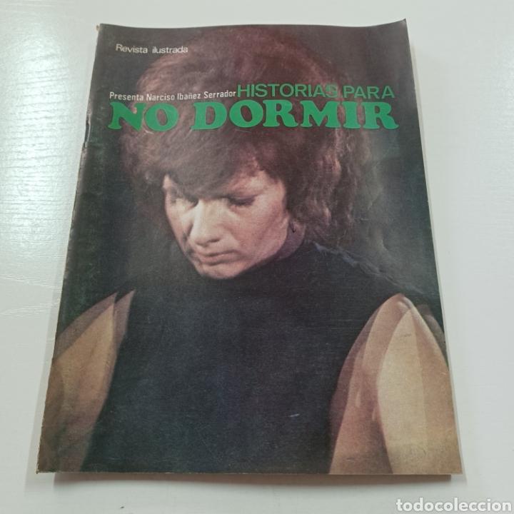 HISTORIAS PARA NO DORMIR - NARCISO IBAÑEZ SERRADOR VOL. VII N° 4 ABRIL 1973 (Coleccionismo - Revistas y Periódicos Modernos (a partir de 1.940) - Otros)