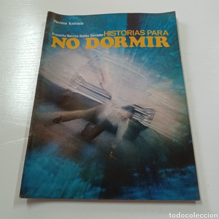 Coleccionismo de Revistas y Periódicos: HISTORIAS PARA NO DORMIR - NARCISO IBAÑEZ SERRADOR VOL. VII N° 2 FEBRERO 1973 - Foto 4 - 270546018