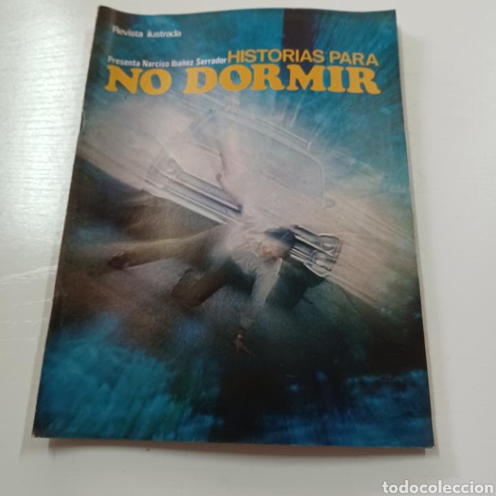 HISTORIAS PARA NO DORMIR - NARCISO IBAÑEZ SERRADOR VOL. VII N° 2 FEBRERO 1973 (Coleccionismo - Revistas y Periódicos Modernos (a partir de 1.940) - Otros)