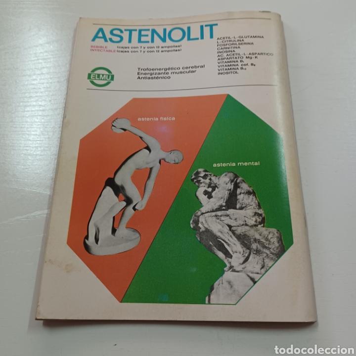 Coleccionismo de Revistas y Periódicos: HISTORIAS PARA NO DORMIR- NARCISO IBAÑEZ SERRADOR VOL. VII N° 6 JUNIO 1973 - Foto 3 - 270546723