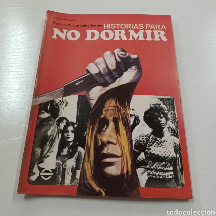 Coleccionismo de Revistas y Periódicos: HISTORIAS PARA NO DORMIR- NARCISO IBAÑEZ SERRADOR VOL. VII N° 6 JUNIO 1973 - Foto 4 - 270546723
