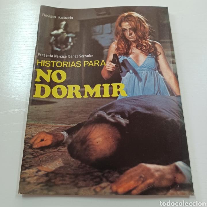 Coleccionismo de Revistas y Periódicos: HISTORIAS PARA NO DORMIR - NARCISO IBAÑEZ SERRADOR VOL. VII N° 3 MARZO 1973 - Foto 4 - 270547048