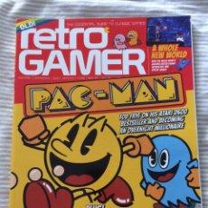 Coleccionismo de Revistas y Periódicos: REVISTA RETRO GAMER UK - ISSUE 179. CON PAC-MAN EN PORTADA. RETRO, SINCLAIR, C64, ARCADE, CONSOLAS. Lote 270567448