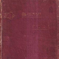 Coleccionismo de Revistas y Periódicos: EL CUENTO SEMANAL Nº 1 A 26 ENCUADERNACIÓN ORIGINAL MODERNISTA 1907. Lote 270585683