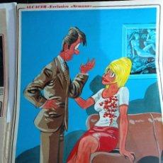 Coleccionismo de Revistas y Periódicos: PIN UP ALCACER. Lote 271123993
