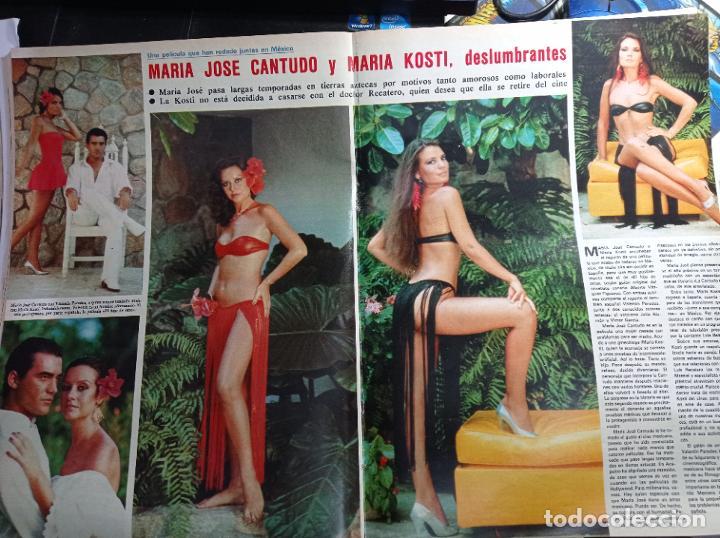 MARIA JOSE CANTUDO MARIA KOSTI KOSTY (Coleccionismo - Revistas y Periódicos Modernos (a partir de 1.940) - Otros)
