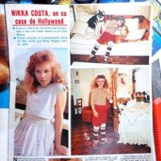 Coleccionismo de Revistas y Periódicos: NIKKA COSTA. Lote 271124903