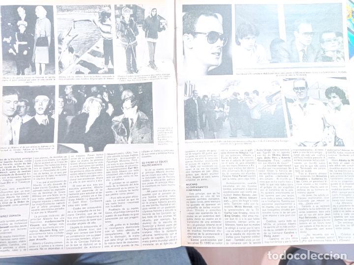 Coleccionismo de Revistas y Periódicos: alberto de monaco grace kelly carolina estefania - Foto 3 - 271125288
