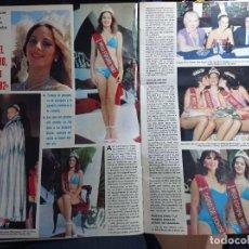 Coleccionismo de Revistas y Periódicos: ISABEL HERRERO MISS ESPAÑA 82. Lote 271125438