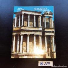 Coleccionismo de Revistas y Periódicos: GUARDIA CIVIL. Lote 272433088