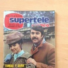 Coleccionismo de Revistas y Periódicos: SUPERTELE NÚM. 217 AÑO 1983. Lote 272733258