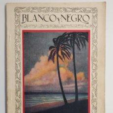 Coleccionismo de Revistas y Periódicos: REVISTA BLANCO Y NEGRO 1928. MADRID PALACIO DE LA PRENSA. CORONACION VIRGEN GUADALUPE MONASTERIO. Lote 273317763