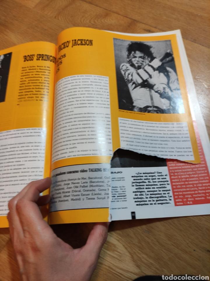 Coleccionismo de Revistas y Periódicos: Rock de lux 1988 Prince Los Rebeldes Tracy Chapman - Foto 2 - 273548563