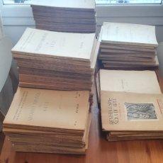 Coleccionismo de Revistas y Periódicos: REVISTA ESPAÑOLA DE ARTE - 121 NÚMEROS - N1 1912- N 220 1980. Lote 273624263