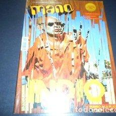 Coleccionismo de Revistas y Periódicos: LA MANO 57 INDIO SOLARI ANDRES CALAMARO LOS TWIST JUANA MOLI ED. 2008. Lote 273794993