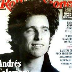 Coleccionismo de Revistas y Periódicos: REVISTA ROLLING STONE N 227 FEBRERO 2017 ANDRES CALAMARO ED. 2017. Lote 273855663