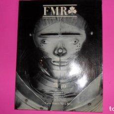Coleccionismo de Revistas y Periódicos: REVISTA FMR, EDICIÓN ESPAÑOLA, 1/1993. Lote 273969268