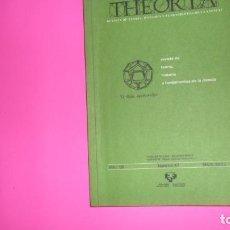 Coleccionismo de Revistas y Periódicos: THEORIA, REVISTA DE TEORÍA, HISTORIA Y FUNDAMENTOS DE LA CIENCIA, VOL. 18, NÚMERO 47, 2003. Lote 273976893
