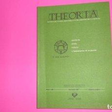 Coleccionismo de Revistas y Periódicos: THEORIA, REVISTA DE TEORÍA, HISTORIA Y FUNDAMENTOS DE LA CIENCIA, VOL. 18, NÚMERO 46, 2003. Lote 273976938