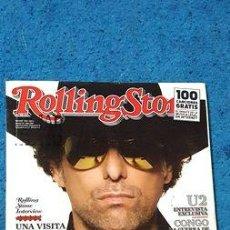 Coleccionismo de Revistas y Periódicos: ROLLING STONE ANDRES CALAMARO. Lote 274036183