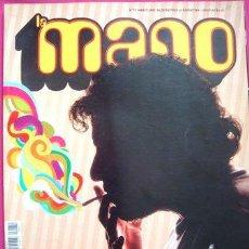 Coleccionismo de Revistas y Periódicos: REVISTA LA MANO N 12 MARZO 2005 ANDRES CALAMARO. Lote 274037433