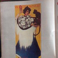 Colecionismo de Revistas e Jornais: ANUNCIO ANIS EL MONO. Lote 274394048