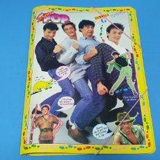 Coleccionismo de Revistas y Periódicos: CARPETA - SUPER POP - HOMBRES G. Lote 274551798