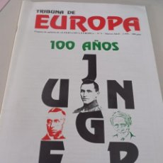 Colecionismo de Revistas e Jornais: REVISTA TRIBUNA DE EUROPA, NÚM. 9 1ª ÉPOCA, MARZO-ABRIL 1995 EDITA. ALTERNATIVA EUROPEA. REF UR EST. Lote 275036433