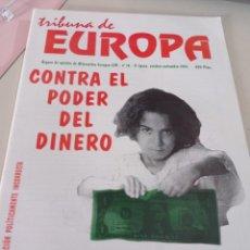 Colecionismo de Revistas e Jornais: REVISTA TRIBUNA DE EUROPA, NÚM. 12 2ª ÉPOCA, OCTUBRE 1997 EDITA ALTERNATIVA EUROPEA. REF UR EST. Lote 275036818